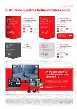 Ofertas de Disfruta en Vodafone