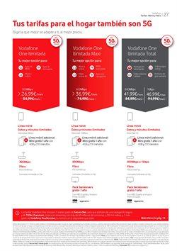 Ofertas de Música en Vodafone