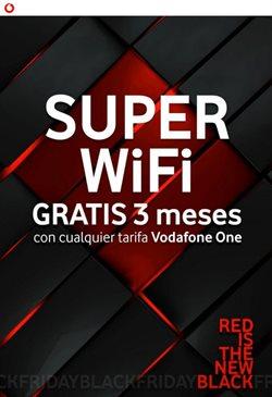 Ofertas de Wifi en Vodafone