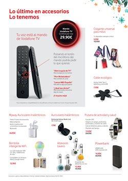 Ofertas de Samsung Galaxy Buds en Vodafone