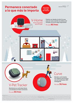 Ofertas de Navegación y HiFi en Vodafone