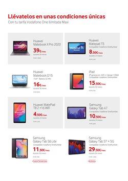 Ofertas de Batería para smartphone en Vodafone