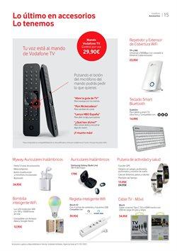 Ofertas de Enchufes en Vodafone