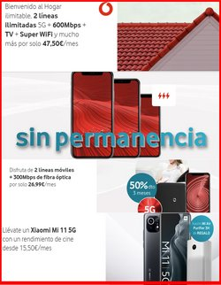 Catálogo Vodafone ( 6 días más)