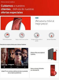 Catálogo Vodafone ( Publicado ayer)
