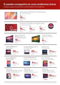 Ofertas de Sony en el catálogo de Vodafone ( 17 días más)
