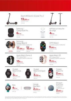 Ofertas de Xiaomi en el catálogo de Vodafone ( 6 días más)
