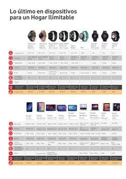 Ofertas de Apple en el catálogo de Vodafone ( 5 días más)
