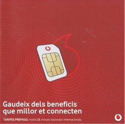 Catálogo Vodafone ( 10 días más)