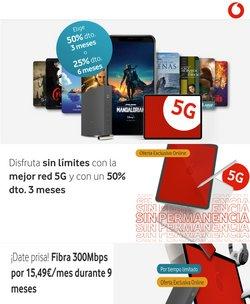 Catálogo Vodafone ( 12 días más)