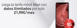 Cupón Vodafone en Castelldefels ( 21 días más )