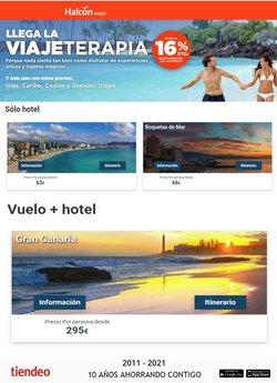 Catálogo Halcón Viajes ( 11 días más)