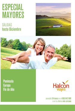 Ofertas de Halcón Viajes  en el folleto de Bilbao