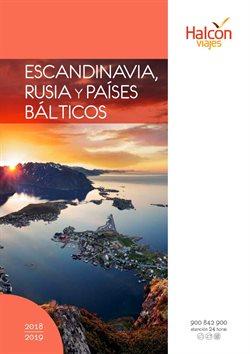 Ofertas de Halcón Viajes  en el folleto de Las Palmas de Gran Canaria