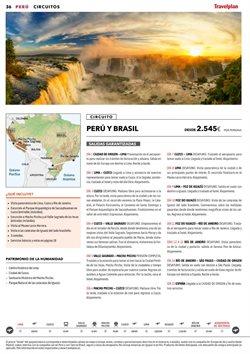 Ofertas de Viajes a Brasil  en el folleto de Halcón Viajes en Dos Hermanas