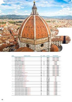 Ofertas de Viajes a Roma  en el folleto de Halcón Viajes en León