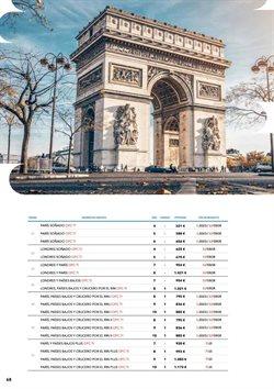 Ofertas de Viajes a Londres  en el folleto de Halcón Viajes en Palencia