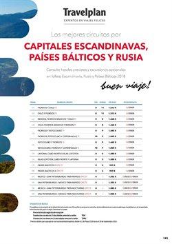 Ofertas de Viajes a Rusia  en el folleto de Halcón Viajes en Arrecife