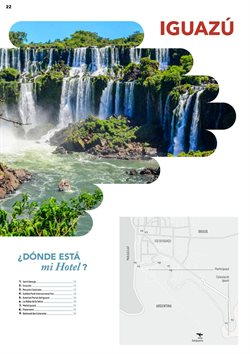 Ofertas de Viajes a Brasil  en el folleto de Halcón Viajes en Alcalá de Henares