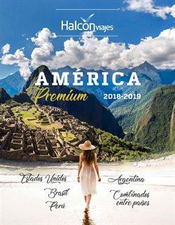 Ofertas de Viajes  en el folleto de Halcón Viajes en Cartagena