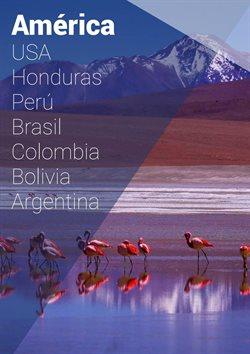 Ofertas de Viajes a Brasil  en el folleto de Halcón Viajes en Madrid