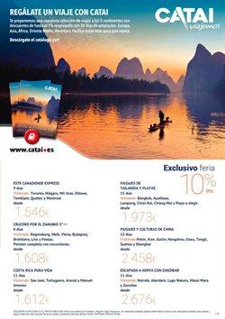 Ofertas de Viajes a Tailandia  en el folleto de Halcón Viajes en Madrid
