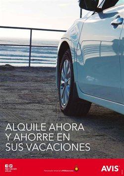 Ofertas de Alquiler de coches  en el folleto de Halcón Viajes en Madrid