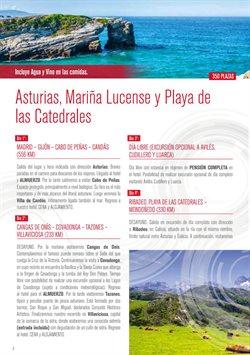 Ofertas de Viajes a Asturias  en el folleto de Halcón Viajes en Madrid