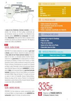 Ofertas de Hoteles  en el folleto de Halcón Viajes en Motril