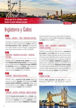 Ofertas de Viajes a Londres  en el folleto de Halcón Viajes en León