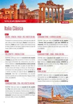 Ofertas de Viajes a Roma  en el folleto de Halcón Viajes en Sevilla