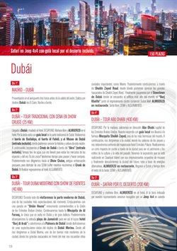 Ofertas de Viajes a Dubai  en el folleto de Halcón Viajes en Telde