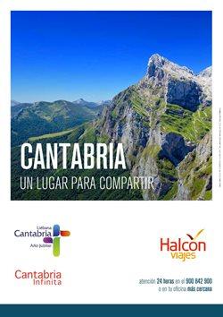 Ofertas de Halcón Viajes  en el folleto de Benidorm