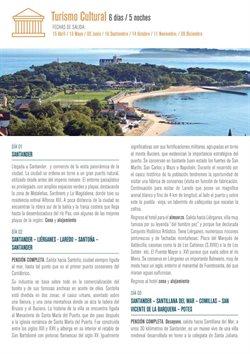 Ofertas de Hoteles  en el folleto de Halcón Viajes en Madrid