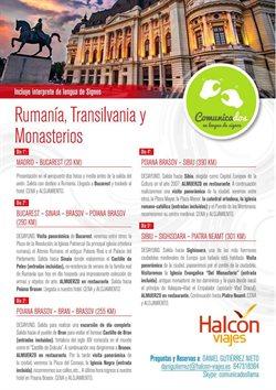 Ofertas de Halcón Viajes  en el folleto de Lloret de Mar