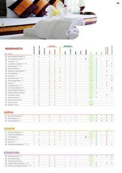 Ofertas de Viajes a Marrakech  en el folleto de Halcón Viajes en Oviedo