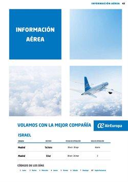 Ofertas de Viajes a Madrid  en el folleto de Halcón Viajes en Ávila
