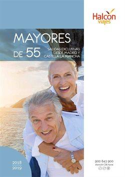 Ofertas de Halcón Viajes  en el folleto de Madrid