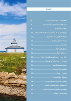 Ofertas de Viajes a Italia  en el folleto de Halcón Viajes en Madrid