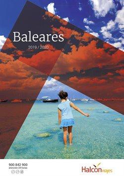Ofertas de Halcón Viajes  en el folleto de Alicante