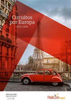 Ofertas de Halcón Viajes  en el folleto de Pola de Siero