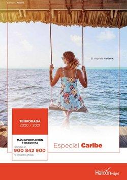 Ofertas de Halcón Viajes  en el folleto de Pozuelo de Alarcón