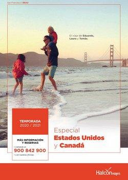 Ofertas de Halcón Viajes  en el folleto de Guadalajara