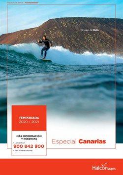 Catálogo Halcón Viajes en Benidorm ( Más de un mes )
