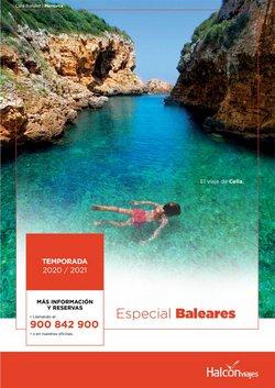 Catálogo Halcón Viajes en Hondarribia ( Más de un mes )