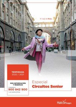 Ofertas de Viajes en el catálogo de Halcón Viajes en Verín ( Más de un mes )