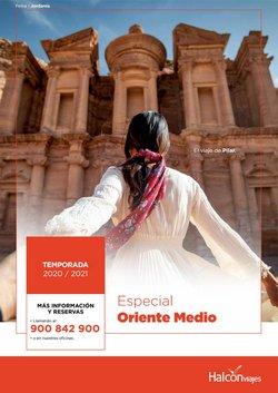 Catálogo Halcón Viajes ( Más de un mes )