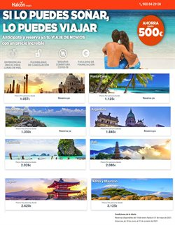 Catálogo Halcón Viajes ( 16 días más)