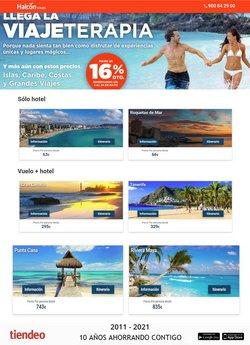 Catálogo Halcón Viajes ( Publicado hoy)