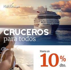 Ofertas de Halcón Viajes  en el folleto de El Puerto De Santa María